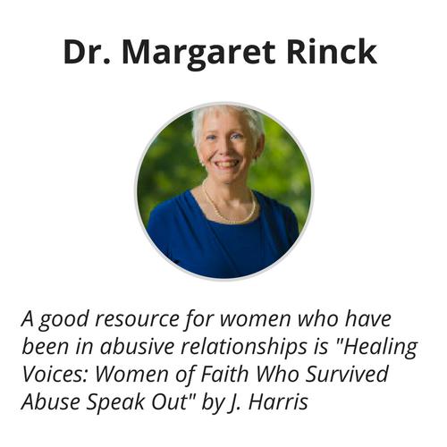 Dr. Meg Rinck Reccomendations