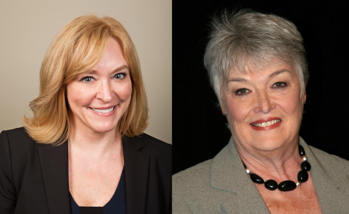 Dr. Ellen Braaten & Dr. Patricia Quinn