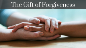 processing forgiveness
